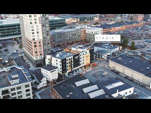 Stadia50: Brand New Luxury Condominiums On The Doorstep Of Boston Landing