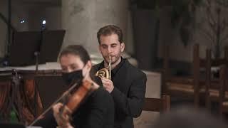 Les Musicales de Compesières - 20 mars 2021 - Partie 2 - Concerto n°20 KV 466