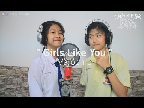 Maroon 5 - Girls Like You ft. Cardi B [Cover by Piano&Pleng]