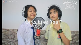 Baixar Maroon 5 - Girls Like You ft. Cardi B [Cover by Piano&Pleng]
