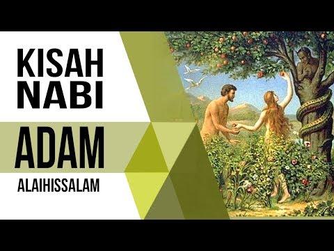 Kisah Nabi Adam as dan Hawa [VERSI ISLAM] , Mulai Penciptaan Hingga Wafat