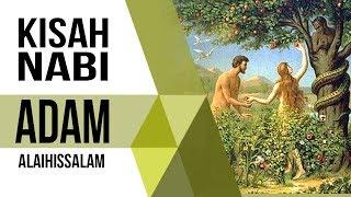 vuclip Kisah Nabi Adam as dan Hawa [VERSI ISLAM] , Mulai Penciptaan Hingga Wafat