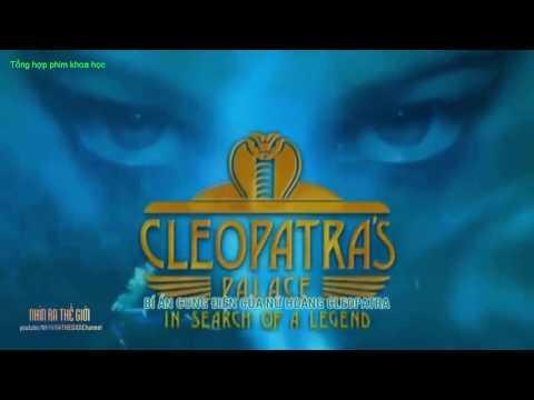 Bí ẩn cung điện của nữ hoàng Cleopatra