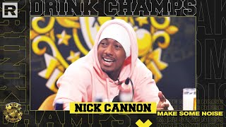 Nick Cannon On Wild 'N Out, Dr. Sebi Documentary, Backlash On Having 7 Kids & More | Drink Champs