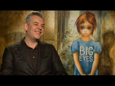 Danny Huston Interview: Big Eyes, American Horror Story: Freak Show and More