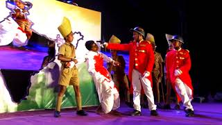 INDIAN PATRIOTIC DRAMA by Afflatians @ 5th Annual Day