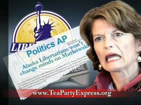 TV AD: Arrogant Lisa Murkowski - You Lost!