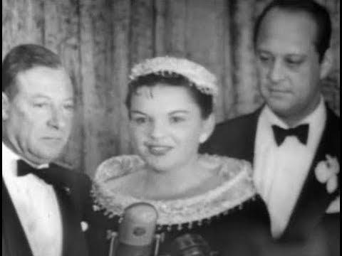 A Star Is Born (1954) Premiere on NBC-TV