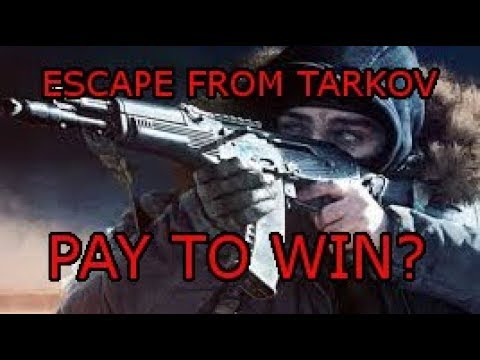 Pay to Win Trolling in Escape From Tarkov: Liru's 2 Cents