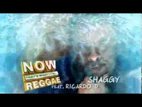 Now That's What I Call Reggae advert