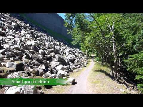 Oregon XC MTB Ride: Mt Hood Pioneer Bridle Trail