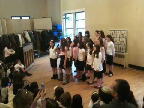 JASA Ramaz Middle School Performance 3-14-10