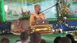 Бхакти Вигьяна Госвами - 4. Обида и прощение