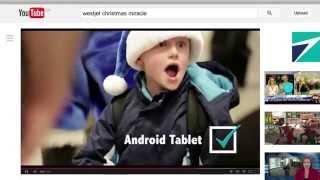 WestJet Christmas Miracle Case Study 2013