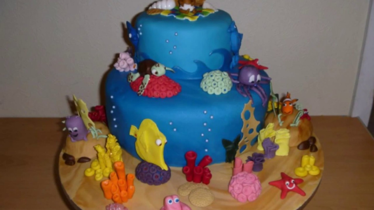 Finding Nemo Baby Shower Ideas - YouTube