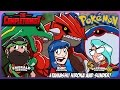 Pokemon Ruby, Sapphire, and Emerald | ft. Tamashii Hiroka & Sunder | The Completionist