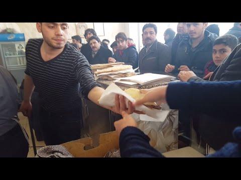 Gaziantep'te Bir Kebapçıda Sıradan Bir Gün