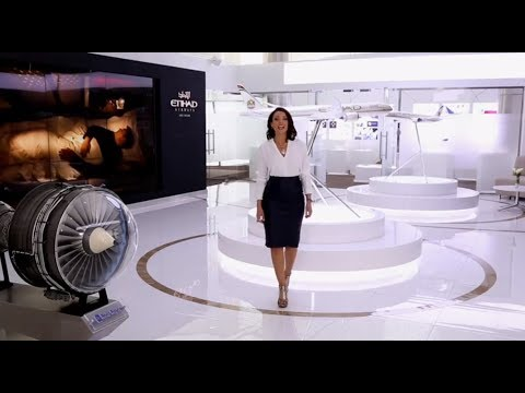 Danni Minogue Highlights #Reimagined Cabins - Etihad Airways