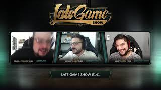 Late Game Show #141 c/ Maestro - Análise final do CBLoL e previsão final Circuitão