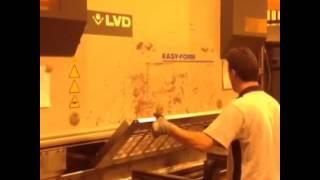 Обучение на заводе Teksan