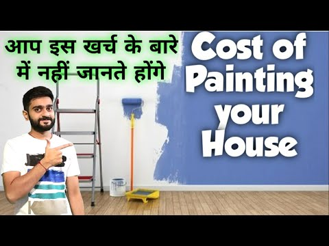 Painting A House Will Cost What ?