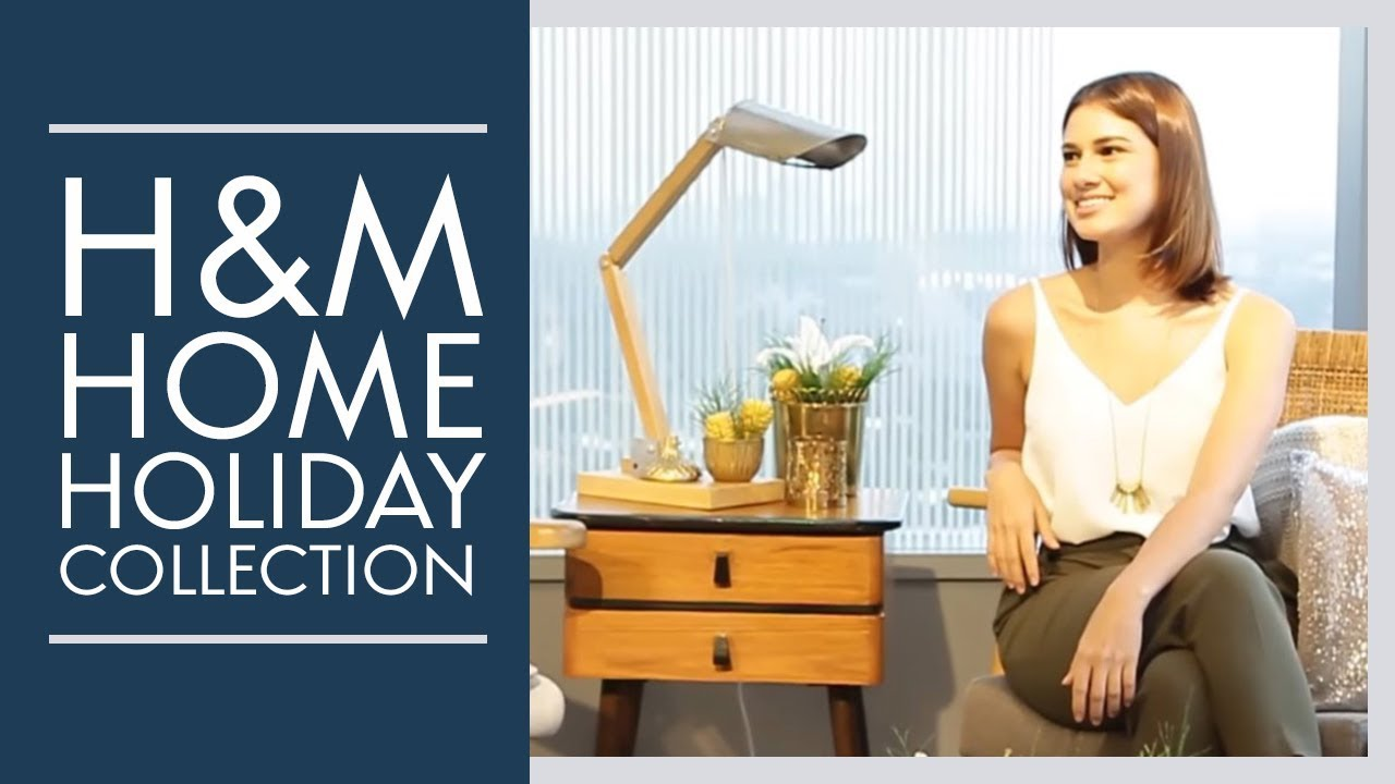 bianca king h m home holiday collection youtube. Black Bedroom Furniture Sets. Home Design Ideas