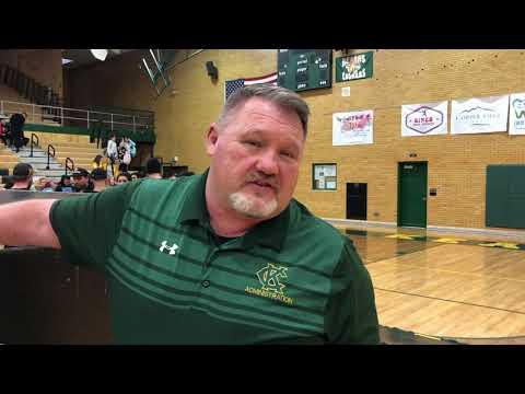 Scott Wooldridge, Assistant Principal - Kearns H.S. - Salt Lake City, UT