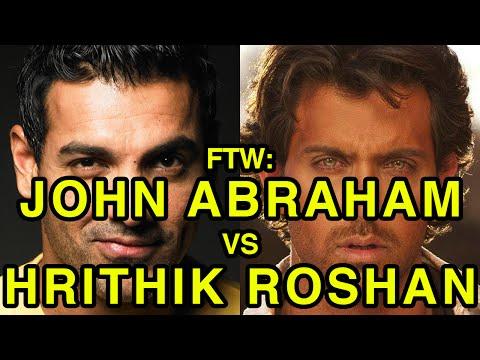 For The Win: John Abraham vs Hrithik Roshan