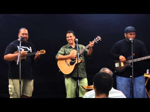 Darren Benitez & Moke Boy Kamealoha exclusive concert live at Habilitat Hawaii