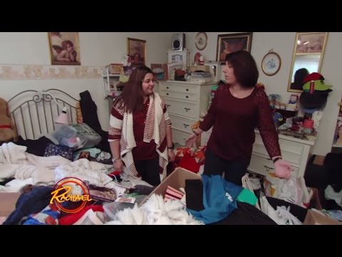 A Mom Begs for Help Tackling Her Daughter's Disastrous Bedroom | Rachael Ray Show