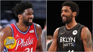 Who do you trust more heading into the playoffs? Nets or 76ers | The Jump
