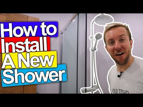 HOW TO INSTALL A SHOWER - Aqualisa midas