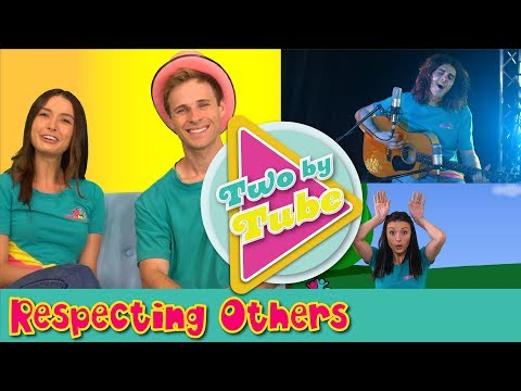 Respect Others. Trust his will, shepherd path -  Kids Bible Songs - Two By 2 mini episode