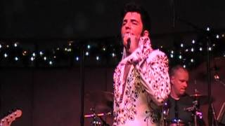 Ryan Pelton, Last performance as Elvis in PA before The Identical
