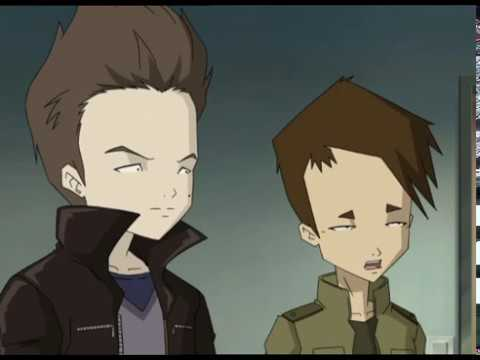 CODE LYOKO - EP88 - Cousins once removed