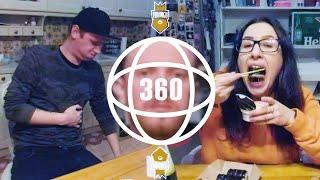 МОКПАН · К Чему Приводят Тренды · Еда Убийца · Человек В Опасности · Mukbang 360 Vr Video Vrkings