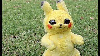 World's First REAL Pikachu Toy