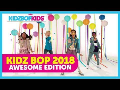 KIDZ BOP 2018 Official Commercial (Awesome Edition)