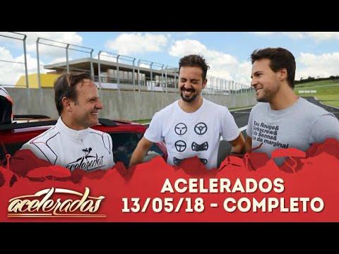 Acelerados (13/05/18) | Completo