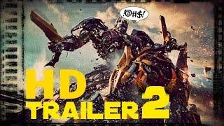 Трансформеры 5: Последний Рыцарь - Русский Трейлер 2 (2017)