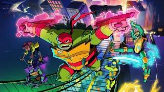 Rise of the Teenage Mutant Ninja Turtles Trailer (Nickelodeon Reboot)