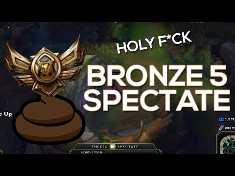 Bronze 5 Spectate