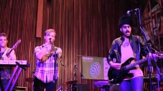 Twin Shadow w/ Chris Taylor - Forget (Live) - SXSW 2011 - Central Presbyterian Pitchfork Showcase