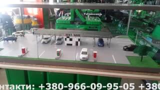 Макет автомойки самообслуживания, мойка самообслуживания презентация(Компания