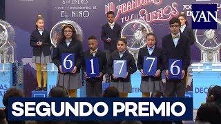[LOTERIA NIÑO 2019] : Segundo Premio