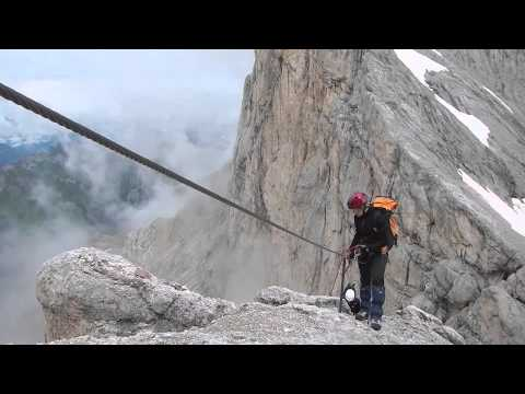 Discovery Dolomites: Via Ferrata Punta Penia - Marmolada
