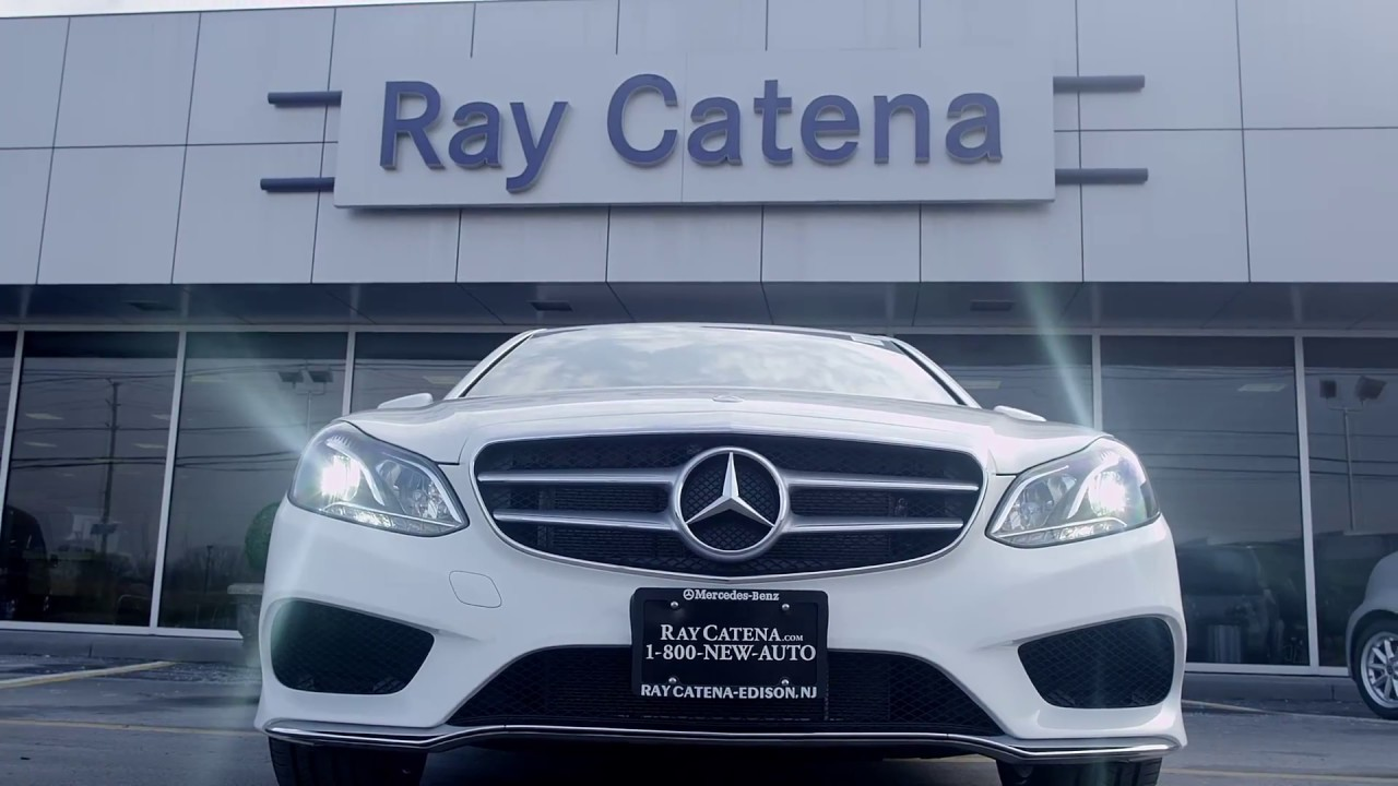 Ray catena mercedes benz edison z100 elvis duran and the for Ray catena mercedes benz