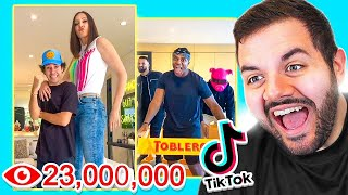 TIKTOK TRY NOT TO LAUGH CHALLENGE! (IMPOSSIBLE)