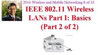cse574 16 05b ieee 802 11 wireless lans part i basics part 2 of 2