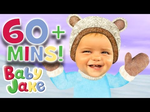 Baby Jake - Snowy Adventures (60+ mins)